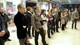 Выставка свадебной фотографии от my-svadba.ru 50 кадров счастья г.Воронеж, 2012