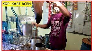 Menikmati dan Melihat Cara Pembuatan Kopi Aceh di Warung Pinggiran Kota Aceh