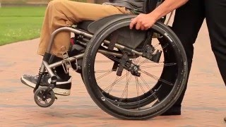 Wheelie in Place: SCI Empowerment Project Wheelchair Skills Video 2