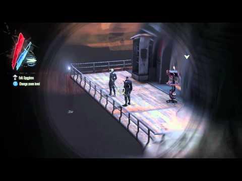 Dishonoured Gameplay Analysis E3 2012