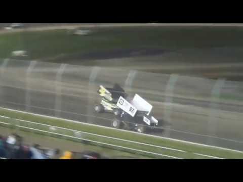 Grays Harbor Raceway May 20, 2017, 360 Sprint Car A-Main
