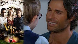 ¡Alejandro se reúne con su hijo! | Lo que la vida me robó - Televisa