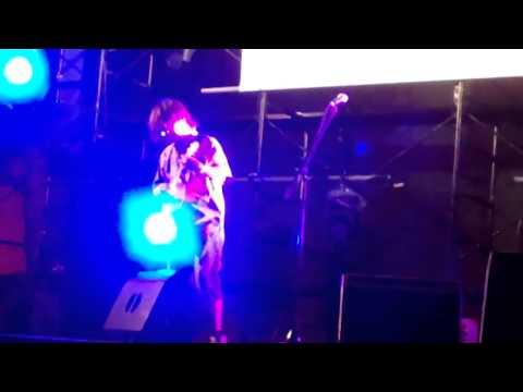 Juke Okayoshi LIVE SOLO at Ukulele Picnic 2011 Yokohama Japa