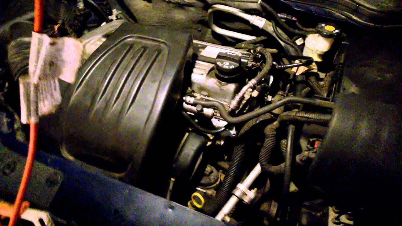 2006 chevrolet cobalt lt 2 2 engine running after rebuild. Black Bedroom Furniture Sets. Home Design Ideas