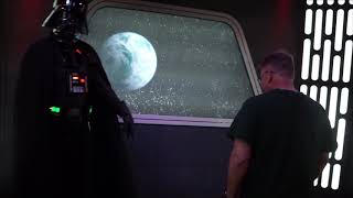 Disneyland Immersive Star Wars Character Meet and Greet