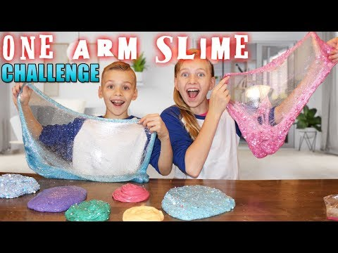 ONE-ARM Slime Challenge!