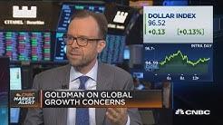 Global slowdown not biggest factor hindering US growth: Goldman Sachs chief economist