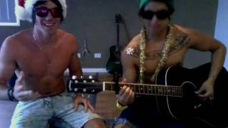 Justin Bieber - Christmas Love (cover) by Justin and Josh