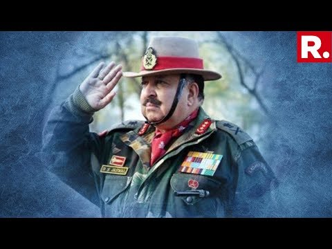 Lt Gen BS Jaswal Speaks To Republic TV Over NCP Insulting India's Forces