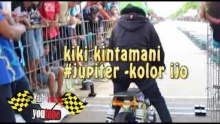 Ramenya!!!! Drag Bike Bebek 4 tak tu 125 -130 cc