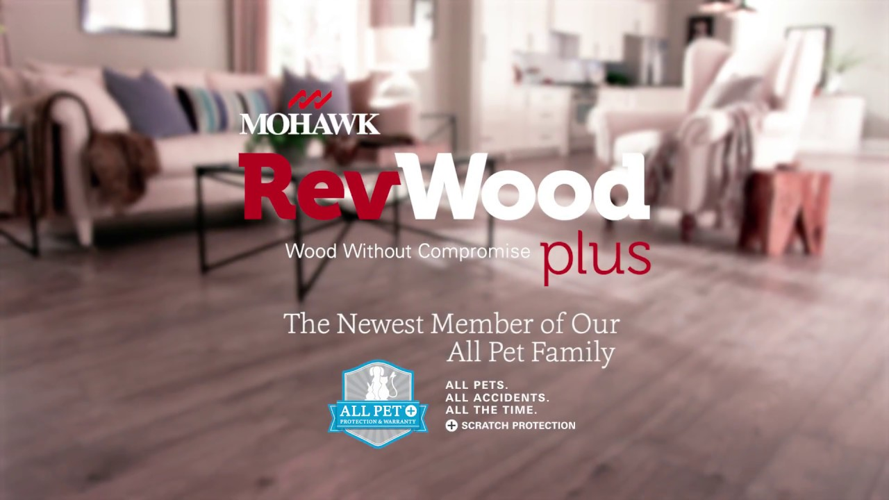 Looking For A Waterproof Scratch Resistant Wood Floor Introducing Revwood Plus