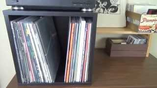 Foremost Modular Open Cube Storage For Vinyl Records - Review