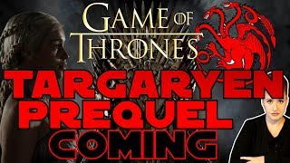 Targaryen Spin Off Show (GAME OF THRONES NEWS)