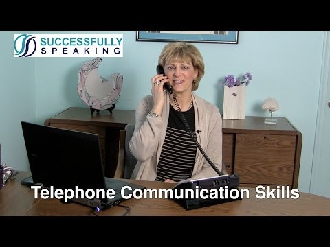 Effective Telephone Tips from Successfully Speaking