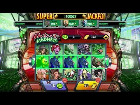 Mutants Genetic Gladiators (Mutants Madness Event) Part 18