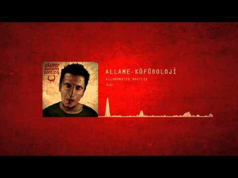Allame - Küfüroloji (Official Audio)