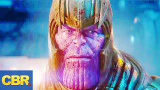 10 Colossal Mistakes That Ruined Thanos In Avengers Endgame
