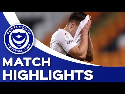 Blackpool Portsmouth Goals And Highlights