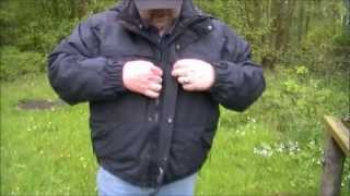 5.11 Tactical 5-in-1 jacket.