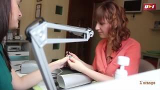 видео Аэрограф для ногтей