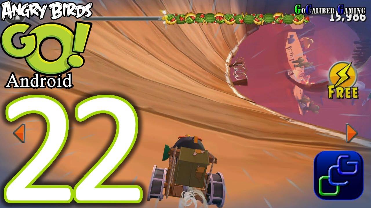 Angry Birds GO Android Walkthrough