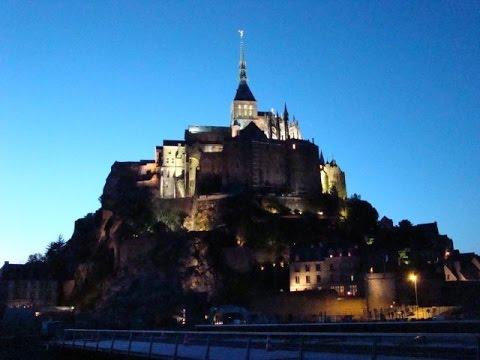 Paris to Mont Saint Michel & Brittany