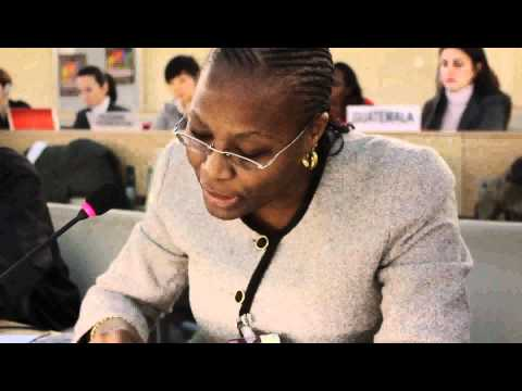 The Uganda Coalition for Crisis Prevention's speech at the UN Forum on Minorities issues.