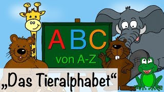  ABC Lied ( ABC Song) - Alphabet deutsch lernen - Kinderlieder deutsch - muenchenmedia