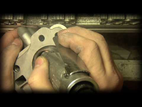 DIY Paramotor Engine pt 2: Predator 212 Hemi Head Port and Polish