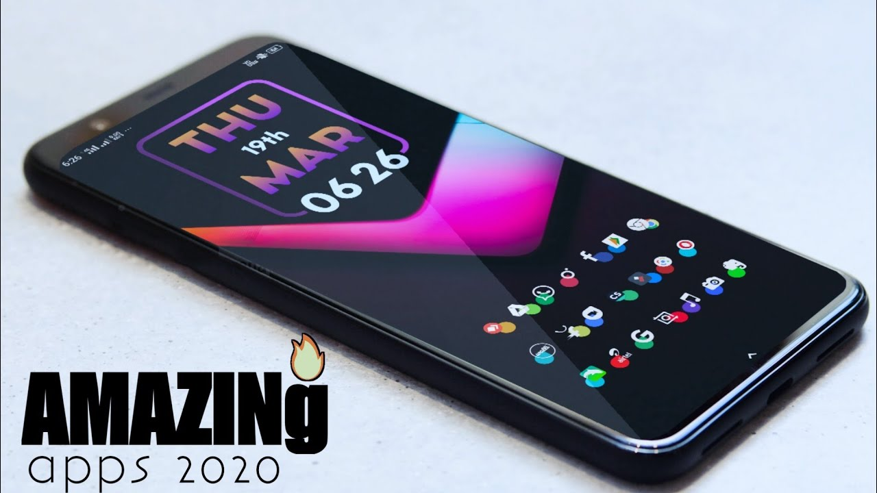 TOP 10 AMAZING ANDROID APPS (MARCH) 2020 - YouTube