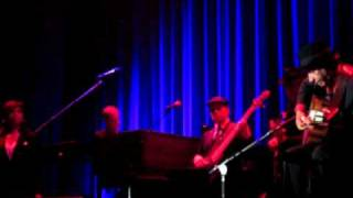 I Tried To Leave You, Gothenburg, Aug 12, 2010, Leonard Cohen