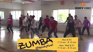 Zumba Classes @Body Fuel Fitness Club