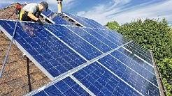 Solar Panel Installation Company Sunnyside Ny Commercial Solar Energy Installation