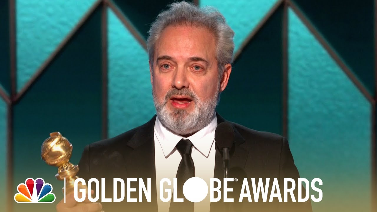 1917's Sam Mendes takes Best Director Golden Globe in another ...