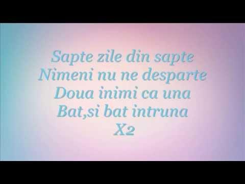 Bere Gratis feat.Giulia-Doua Inimi Versuri
