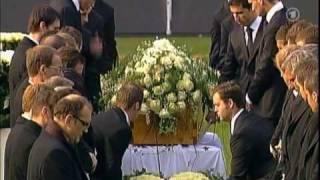 Trauerfeier von Robert Enke