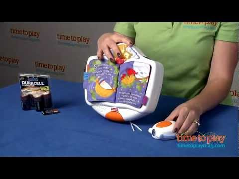 Discover N Grow Storybook Projection Soother From Fisher Price