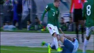 Bolivia 2 Argentina 0 (Relato Gustavo Kuffner) Eliminatorias Rusia 2018
