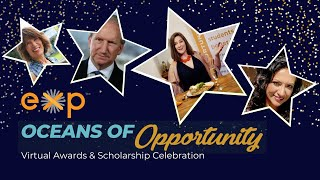 EXP's 20th Anniversary Oceans of Opportunity: Virtual Awards & Scholarship Celebration