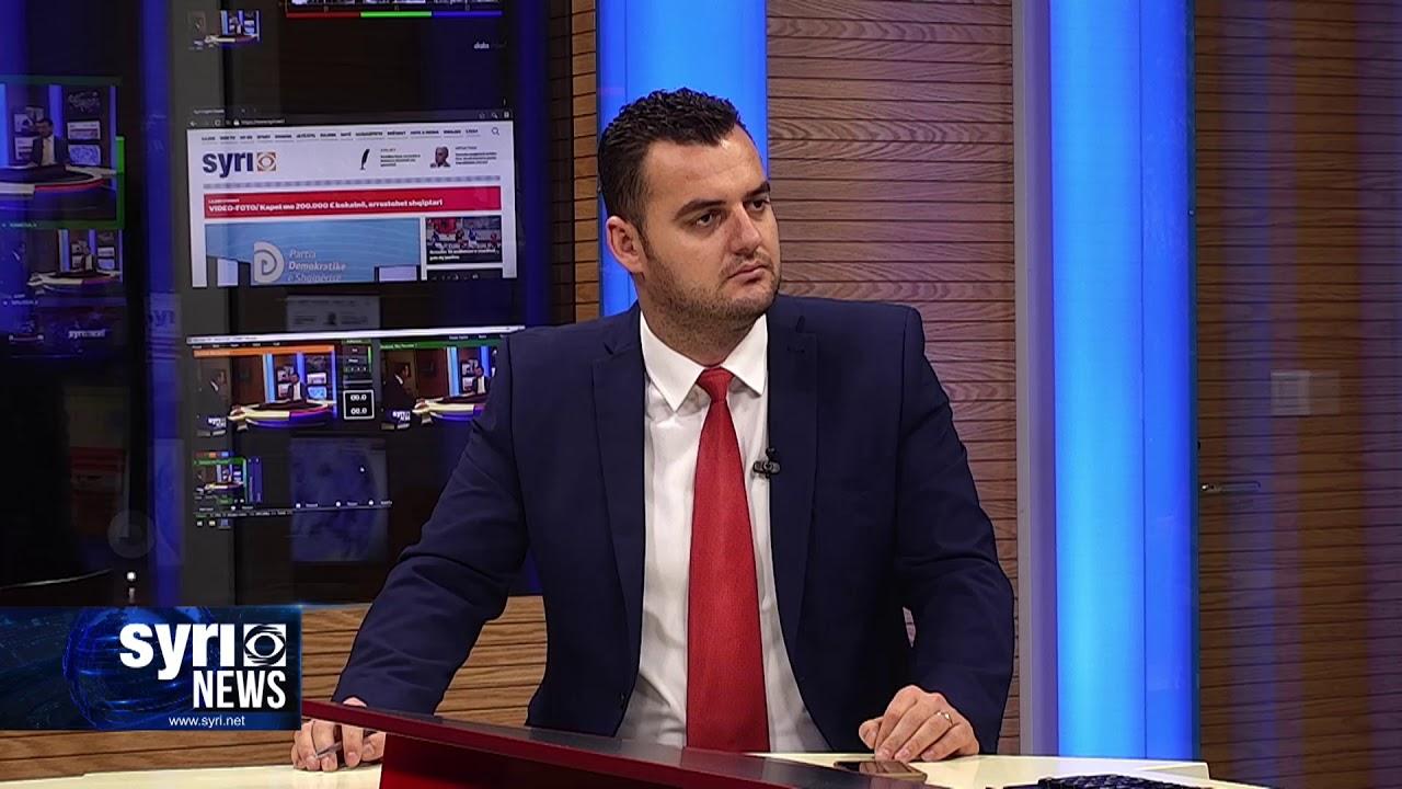 Intervista ne Syri Net i ftuar ne studio Artur Roshi