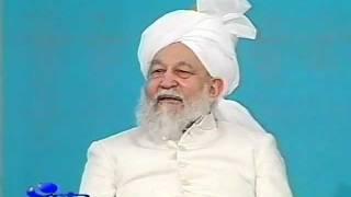 Urdu Majlis-e-Irfan London 2nd March 2001 - Islam Ahmadiyya