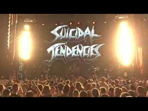 Suicidal Tendencies - Live in Moscow 2017 FULL CONCERT ( HD 60fps )