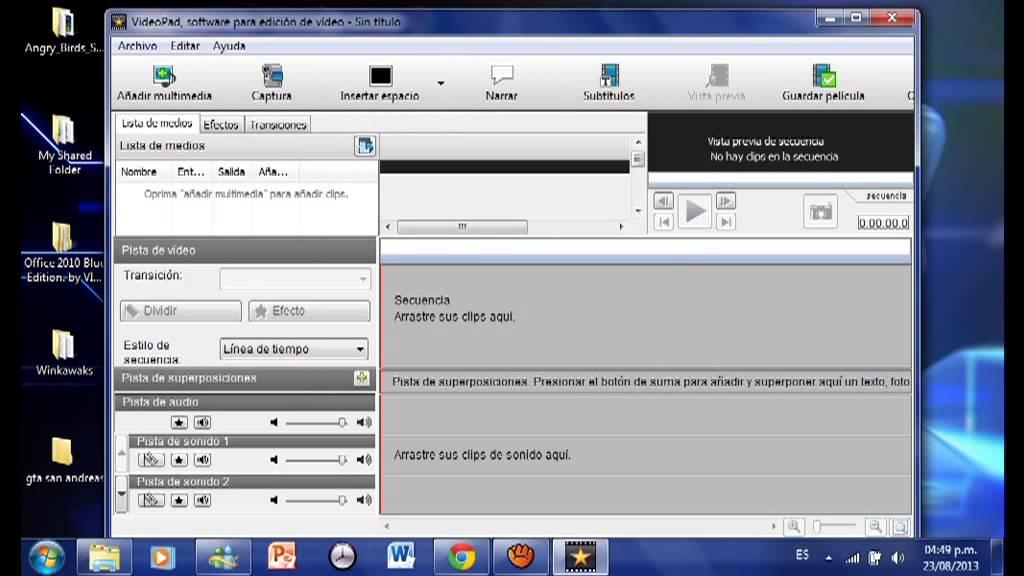 videopad portable descargar