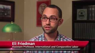 Free Webcast: China's Role in the Global Economy with Professor Eli Freidman