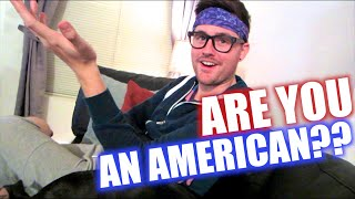 ARE YOU AN AMERICAN??