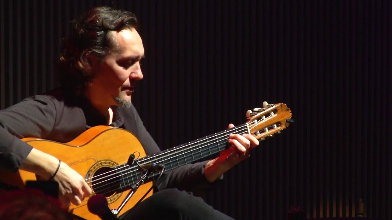 Vicente Amigo performs at SFJAZZ Center - YouTube