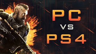 BLACK OPS 4 | PC vs. PS4?! [MW2 PC Gameplay]