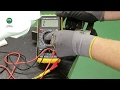 Comprobación del sensor de temperatura de los gases de escape con Multímetro