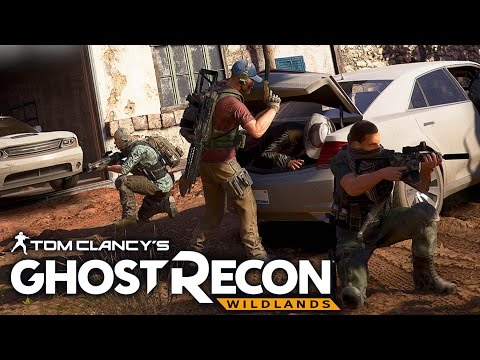 Ghost Recon Wildlands CO-OP (PT-BR) #29 - Peguei o TRAFICANTE igual cena de filme e NOVAS ARMAS