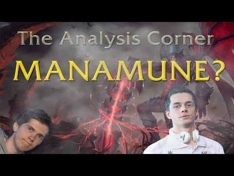 The Analysis Corner: Darien's Aatrox   MANAMUNE?